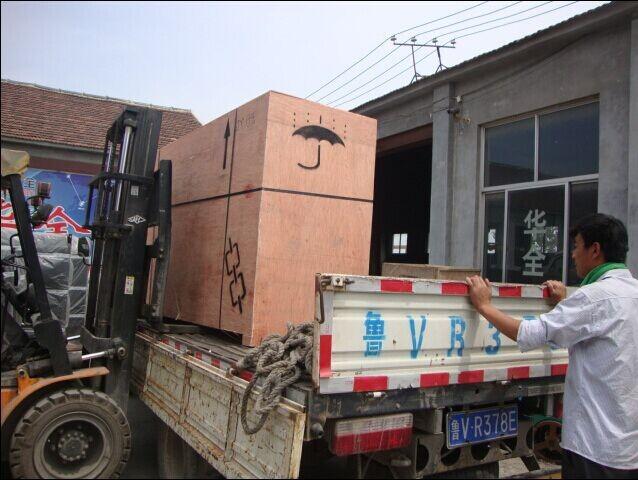 7月11日,一台100kw柴油发电机组发往江西